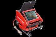Rothenberger ROCAM 4 Plus csővizsgáló kamera 30m-es kábellel, 30mm-es EU kamerafejjel