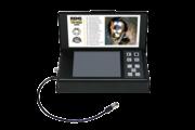 REMS Orcus 3000  Set 30 S Color H elektronikus csővizsgáló kamera