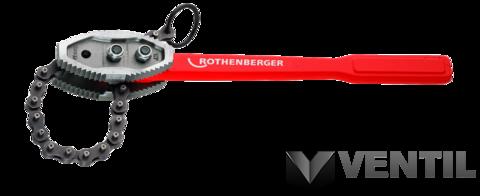 """Rothenberger Heavy Duty láncos csőfogó 4"""""""