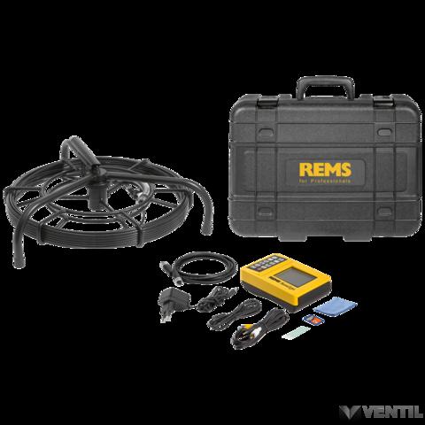 REMS CamSys Set S-Color 5 K elektronikus csővizsgáló kamera rendszer