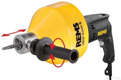 REMS Mini Cobra S elektromos csőtisztító duguláselhárító