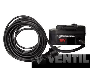 Rothenberger Romax 3000 hálózati adapter