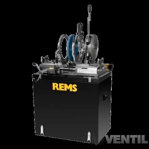 REMS SSM 250KS fűtőelemes tompa múanyag hegesztő és gyalu gép
