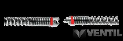 Rothenberger Standard csőtisztító spirál  22 mm