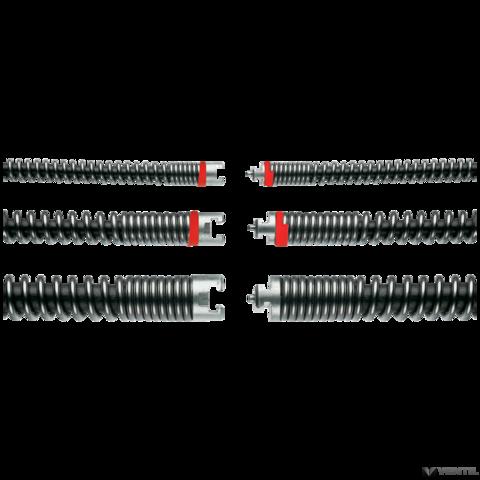Rothenberger SMK csőtisztító (5db-os) spirál készlet 22 mm