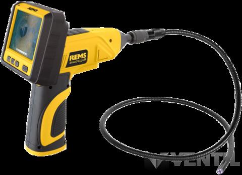REMS CamScope S Set 16-1 csővizsgáló kamera